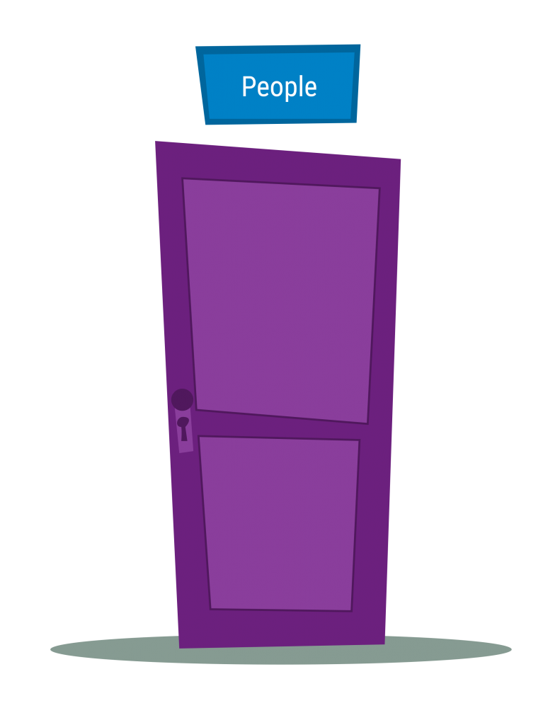 Door to the Purple People Campaign page