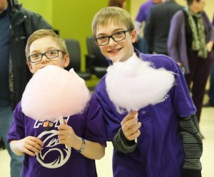 Purple Day 2017Photo Credit: Andrew Tattersall