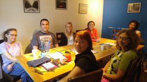 Social Group at Monopolatte