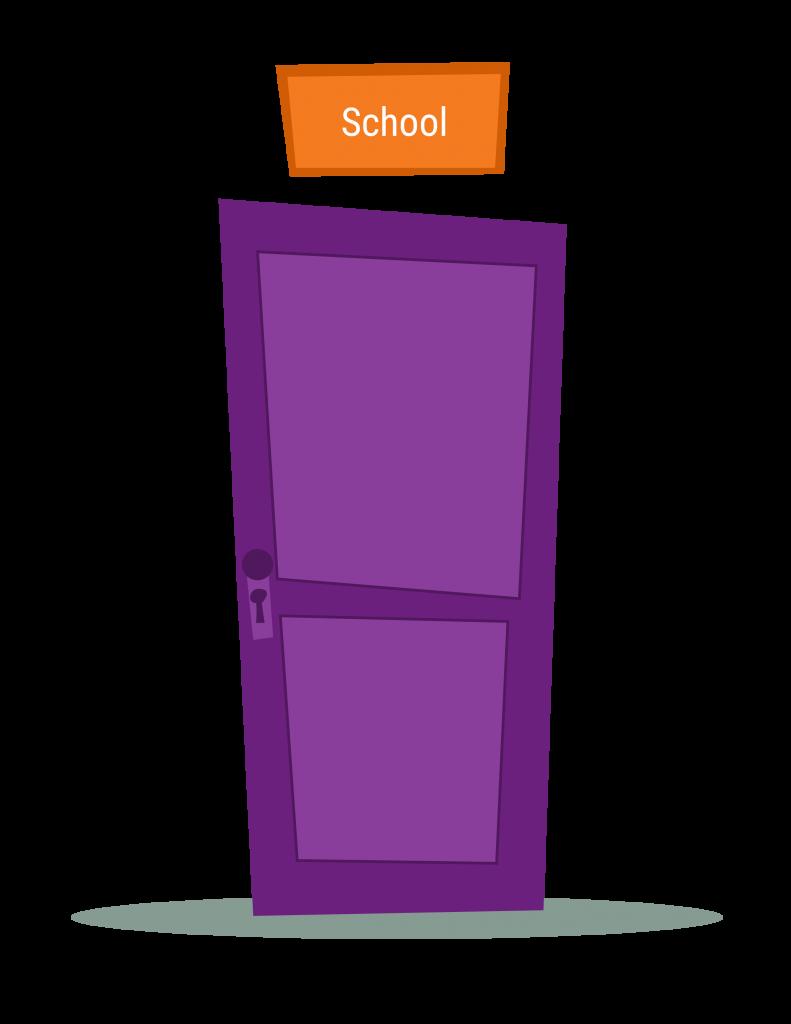 Door to School Campaign